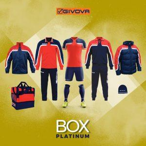 BOX CALCIO GIVOVA